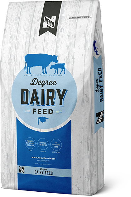 Degree Dairy Feed