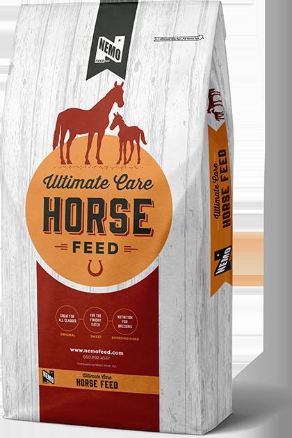 Ultimate Care Horse Feed